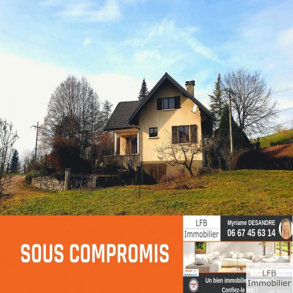 Offres de vente Maison Thusy 74150