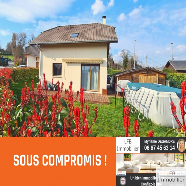 Offres de vente Maison Versonnex 74150