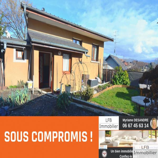 Offres de vente Maison Rumilly 74150