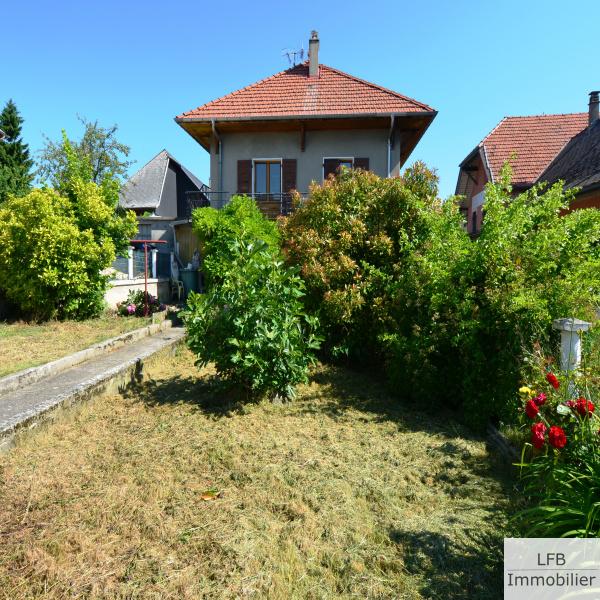 Offres de vente Maison Héry-sur-Alby 74540