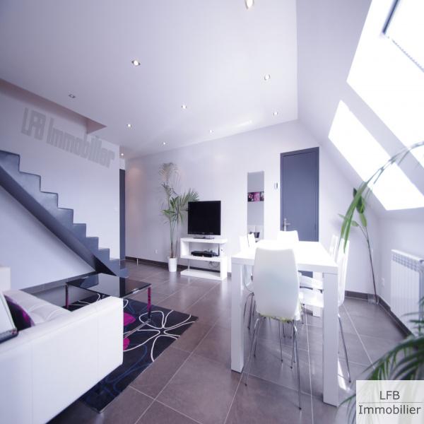 Offres de vente Duplex Osny 95520