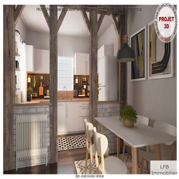 Offres de vente Maison de village Bornel 60540
