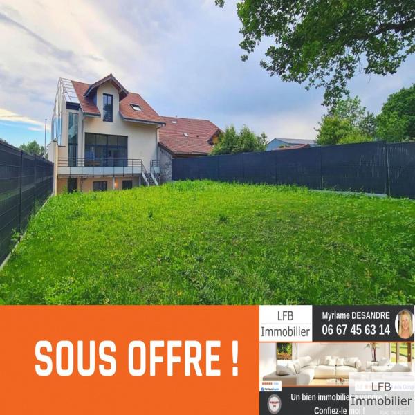 Offres de vente Maison Chêne-en-Semine 74270